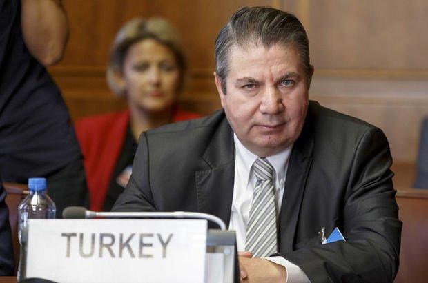 Dışişleri Bakan Yardımcısı Büyükelçi Sedat Önal Münbiç Suriye ABD