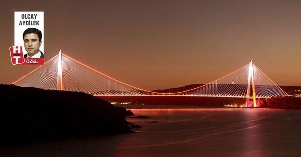 Çinlililer enerji, otoyol ve köprü peşinde