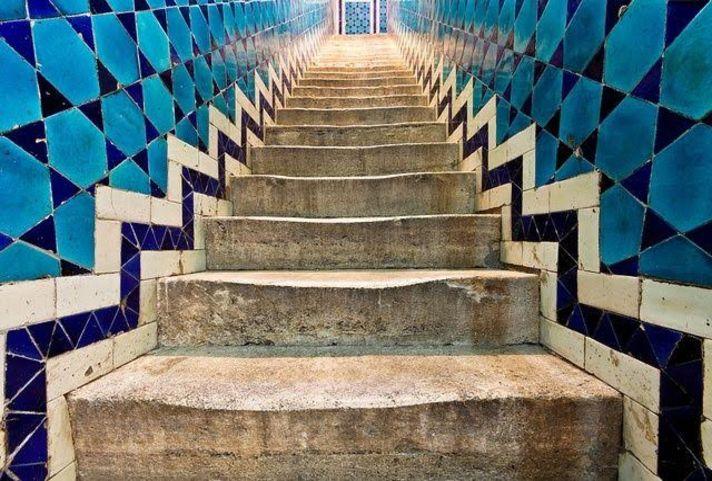 Yarım asır önce Pandeli'nin bu basamaklarını tırmanması zor gelirdi.