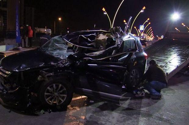 Uşak trafik kazası