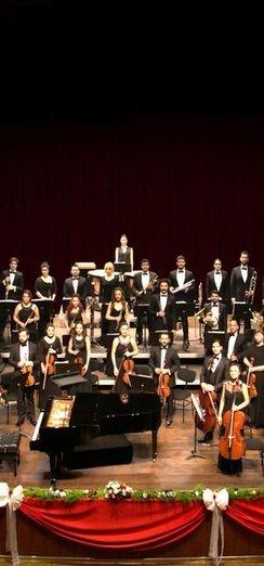 MDOB'dan Sevgililer Günü'nde film müzikleri konseri