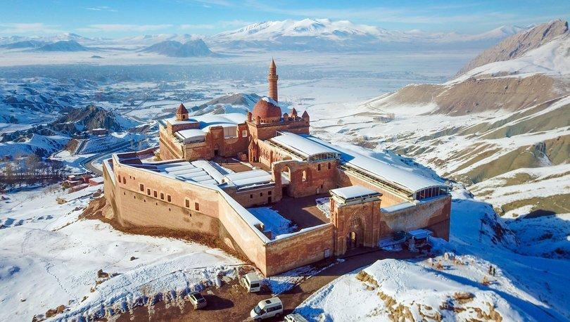 İshak Paşa Sarayı 2018'i rekorla kapattı