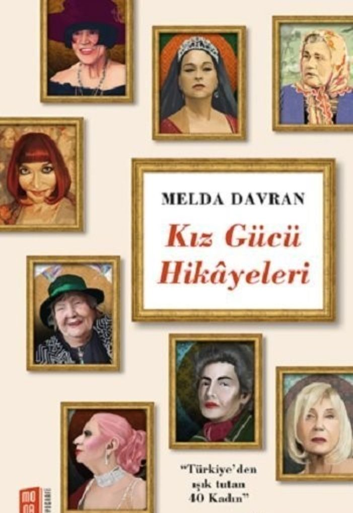 Kız Gücü Hikâyeleri Melda Davran (Mona)