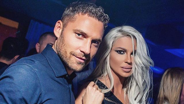 Dusko Tosic ile eşi Jelena Karleusa, Dubai tatilinde - Magazin haberleri