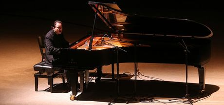 Piyanist ve besteci Fazıl Say, Trabzon'da konser verdi