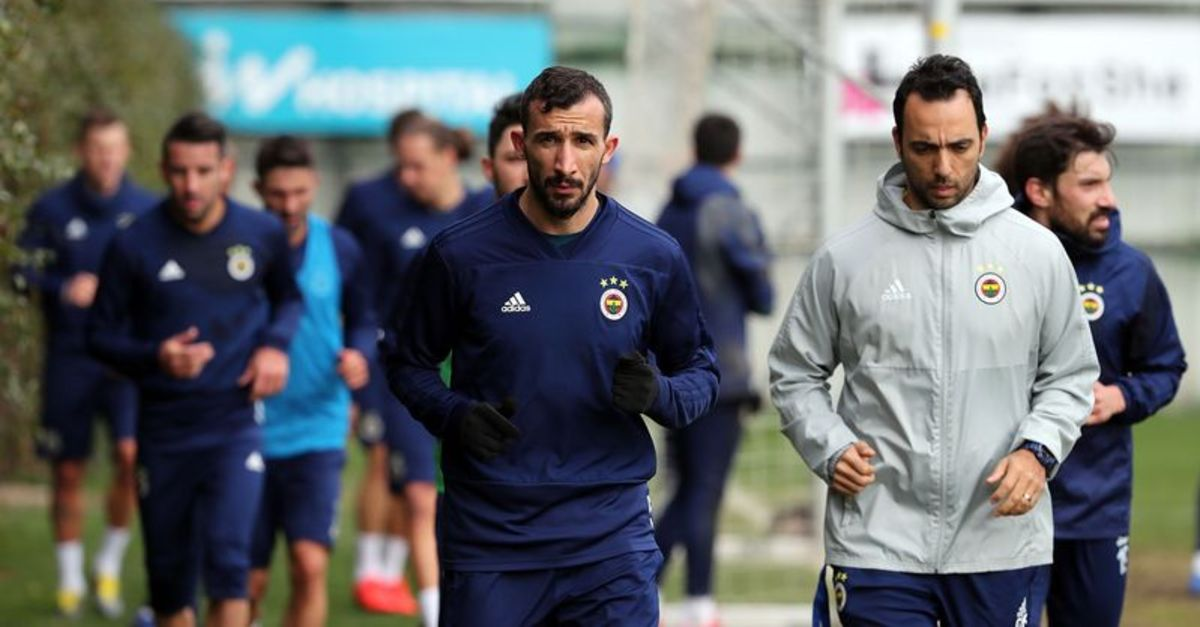 Fenerbahçe Zenit: Fenerbahçe'de Zenit Mesaisi Sürüyor
