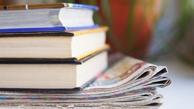 Son Dakika Kitap Dergi Ve Gazetede Kdv Kalkıyor Haberler