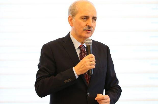 AK Parti Genel Başkanvekili Numan Kurtulmuş AK Parti Hatay