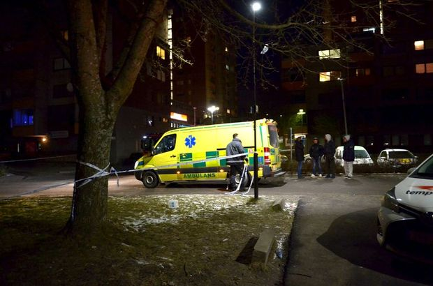 İsveç Stockholm patlama
