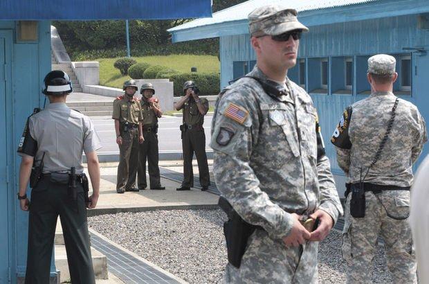 Güney Kore ABD askerleri maddi katkı
