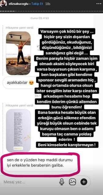 Eliz Sakuçoğlu: Zengin erkeğin gücü bana yetmez! - Magazin haberleri