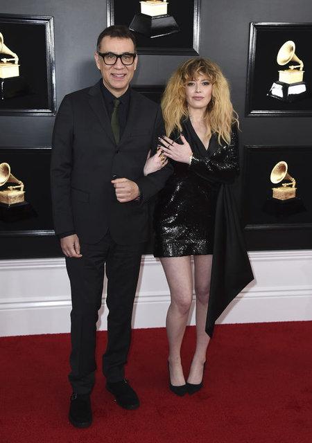 2019 Grammy Ödülleri kırmızı halısına damga vurdular!