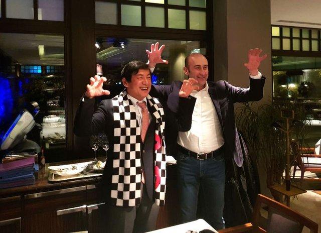Fikret Orman'ın çılgın projesi Japonya!