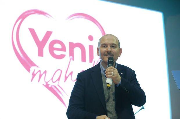 İçişleri Bakanı Süleyman Soylu AK Parti