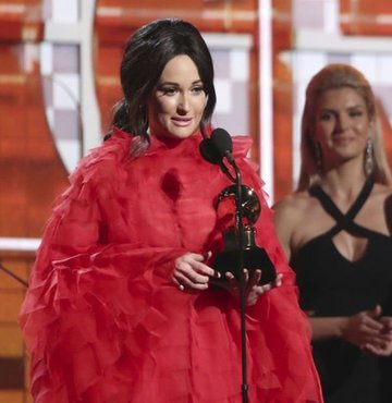 Grammy Ödülleri'nde Michelle Obama sürprizi
