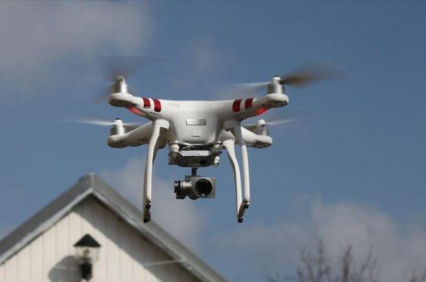 Drone ile kargo taşımacılığı