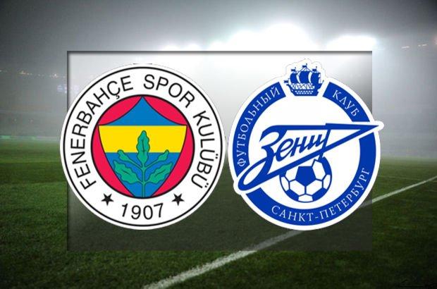 Fenerbahçe Zenit