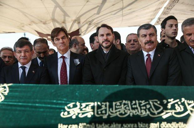 Dr. Mehmet Öz'ün babası Prof. Dr. Mustafa Öz