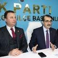 Vize, Pınarhisar ve Ahmetbey'e doğal gaz müjdesi