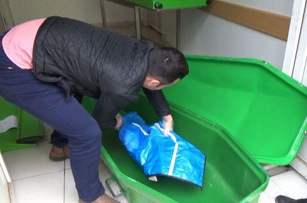 Yenidoğan bebeğini banyoda öldürdü iddiası
