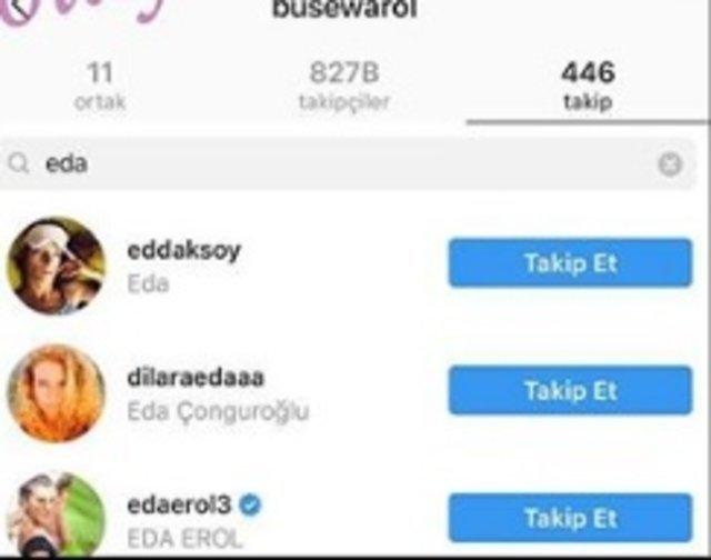 Buse Varol'un eşi Alişan'ın o sözleri eski nişanlısı Eda Erol'a mı? - Magazin haberleri