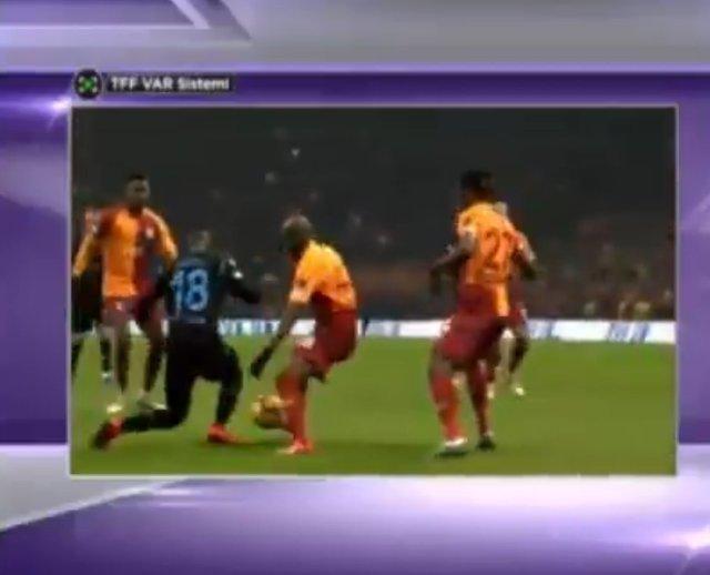 Galatasaray - Trabzonspor maçının hakemi Ümit Öztürk'ün raporu ortaya çıktı!