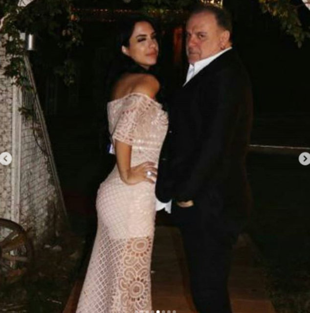 Oyuncu Burak Sergen ile Nihan Ünsal nişanlandı - Magazin haberleri