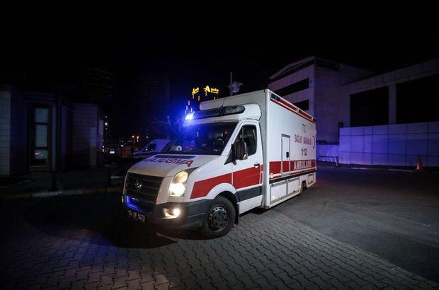 Şehitlerin cenazeleri Adli Tıp Kurumu'na götürüldü