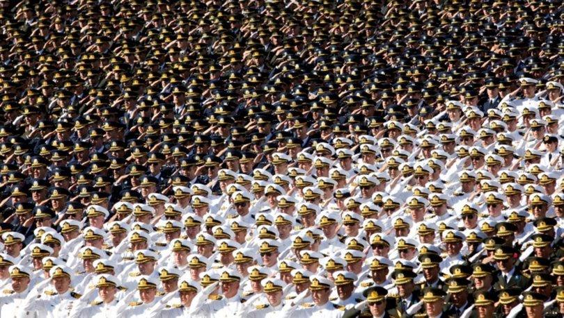 General ve amiral atamaları