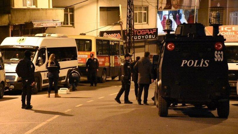 İstanbul'da EYP patladı