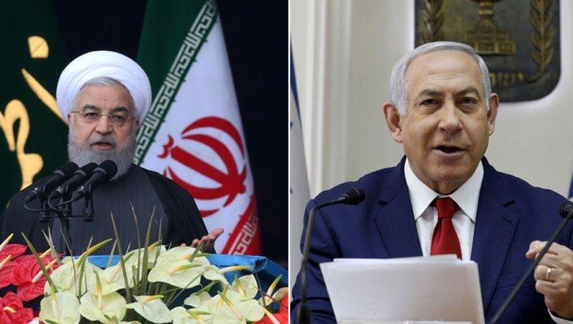 İran İsrail gerilimi