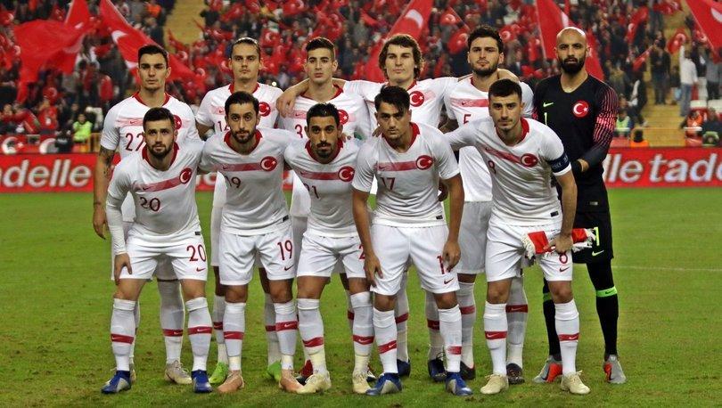Türkiye - Fransa maçı