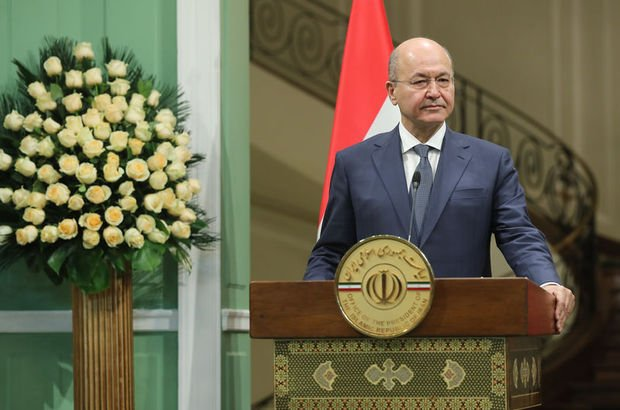 Irak Cumhurbaşkanı Berhem Salih