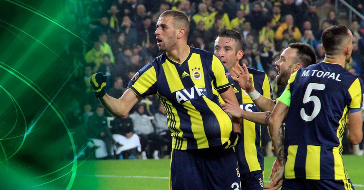 Fenerbahçe Zenit Maçı CANLI YAYIN! Fenerbahçe Zenit Maçı
