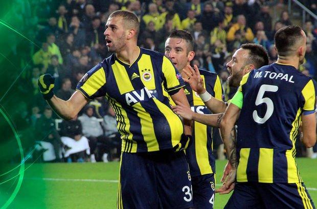 Fenerbahçe-Zenit