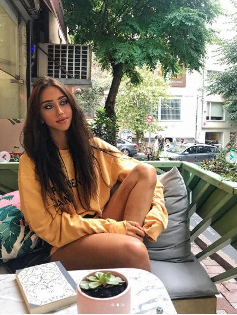 Zeynep Alkan: Kanser olacağım ama kilo almayacağım - Magazin haberleri