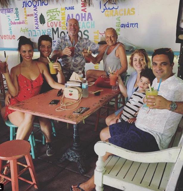 Adriana Lima'dan Metin Hara'ya bir şok daha! - Magazin haberleri