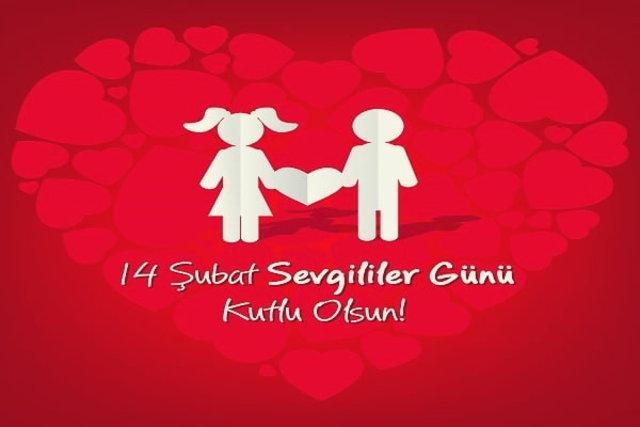 Sevgililer günü mesajları 2019! 14 Şubat'a özel resimli mesajı iletin... Sevgililer Günü'nüz Kutlu Olsun!
