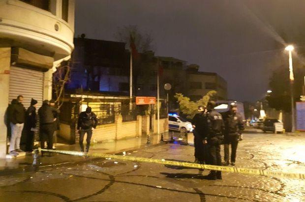 istanbul silahlı saldırı