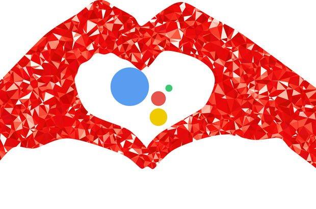 Google Asistan Sevgililer Günü