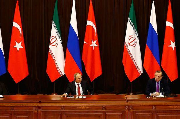 Erdoğan, Putin ve Ruhani dördüncü kez bir araya geliyor!