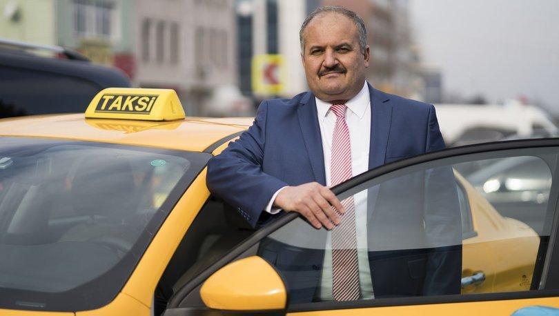 Taksicilere yönelik ceza yetkisi