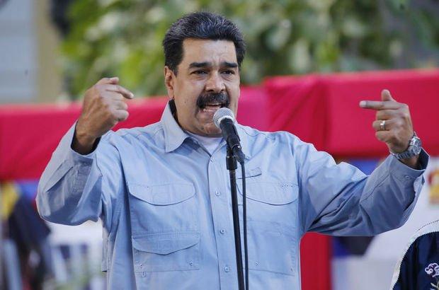Maduro Venezuela Guaido