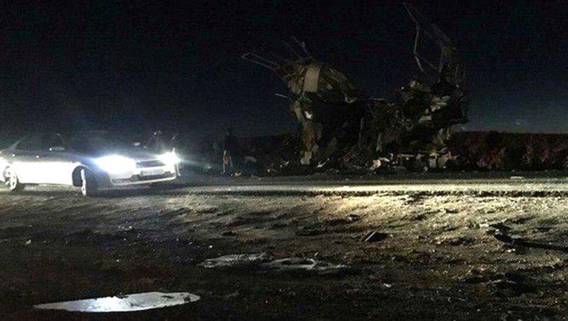 İran intihar saldırısı