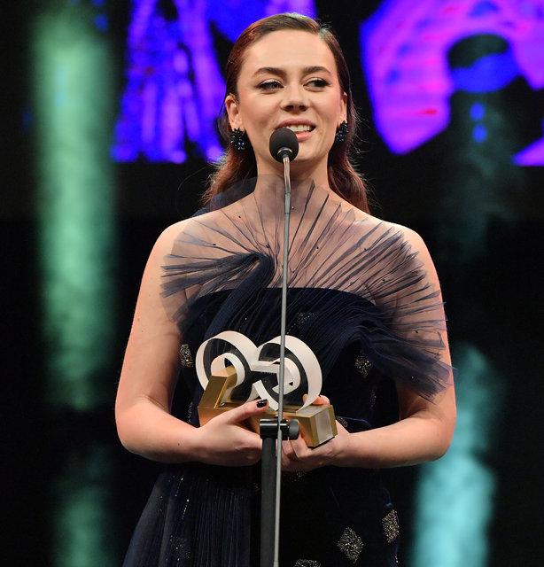GQ Türkiye ödülleri dağıtıldı - Magazin haberleri