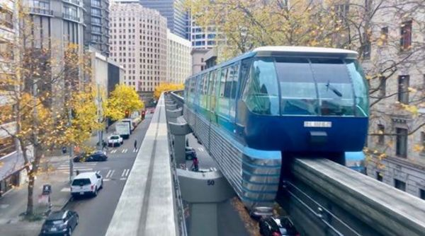 Seattle monorail'i