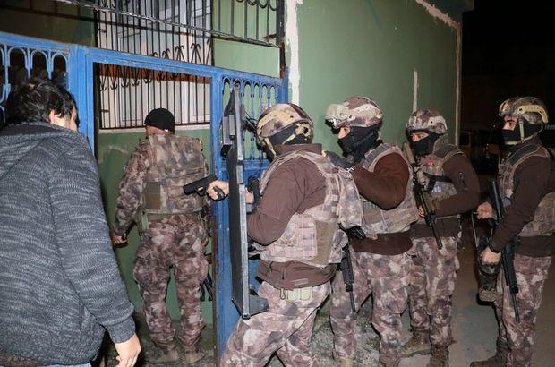 Bölücü örgüte şafak baskını: 24 gözaltı!