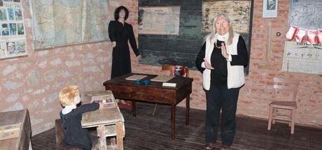 İlk köy okulu müze oldu