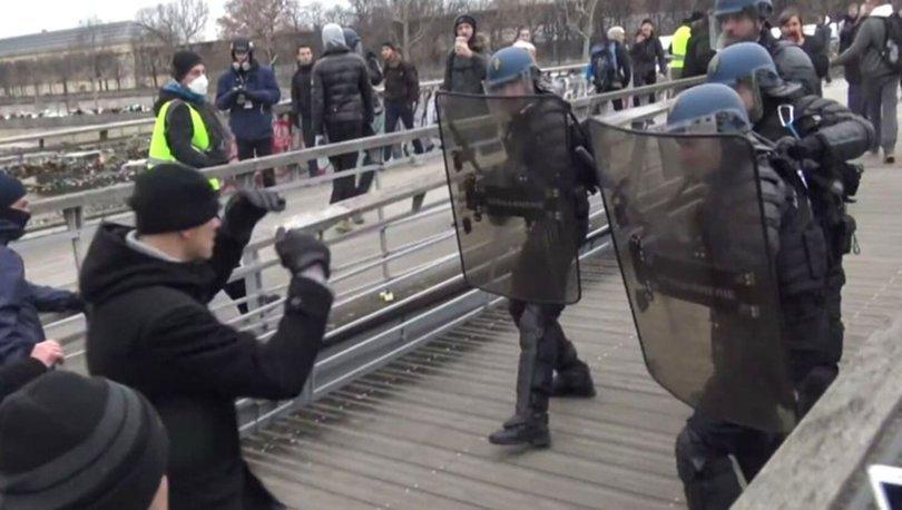 Polisi döven boksöre hapis