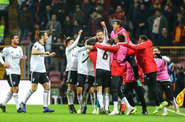 Benfica, ilk galibiyetini aldı